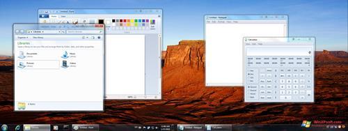 Скриншот программы UltraMon для Windows XP