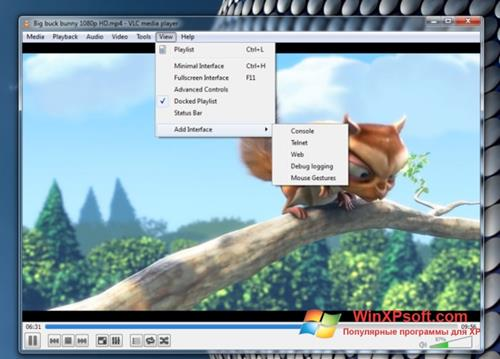 download vlc media player for windows xp sp2