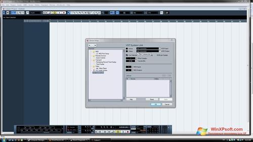 Скриншот программы ASIO4ALL для Windows XP