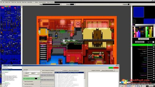 Скриншот программы Game Editor для Windows XP