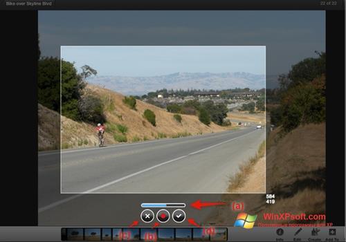 Скриншот программы Gyazo для Windows XP