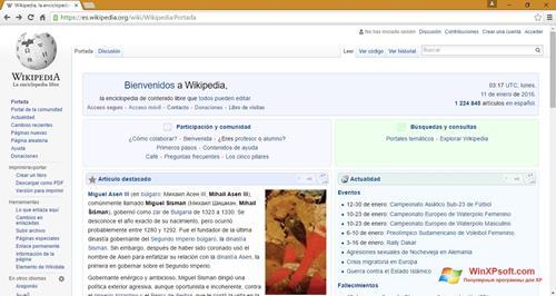 Скриншот программы Google Chrome Canary для Windows XP